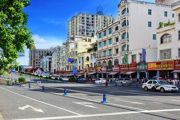 网搜--越南芒街
