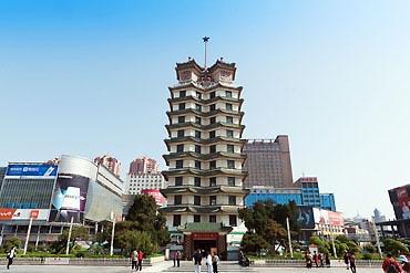摄图网_501278459_banner_河南郑州二七纪念塔(企业商用)