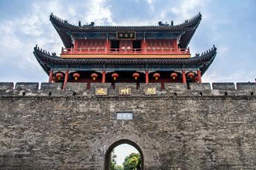 摄图网_500949954_banner_历史遗迹荆州古城墙(企业商用)