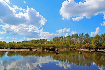 摄图网_500666319_banner_哈尔滨太阳岛风景(企业商用)