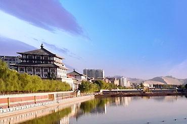 网搜-敦煌市党河4