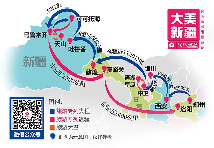 2021新疆专列行程图-加可可托海-秋-03